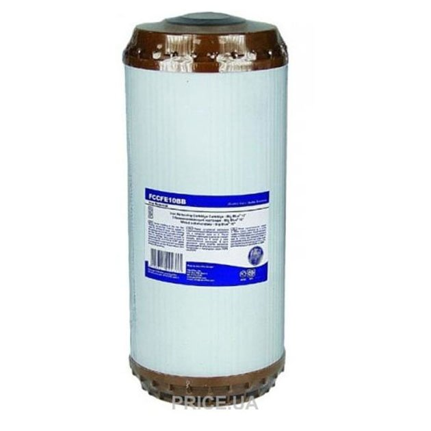 FCCFE 10BB – 10″ Big Blue Iron removal cartridges